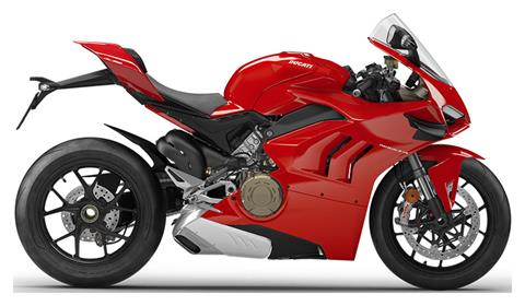 2020 Ducati Panigale V4 in Greenville, South Carolina