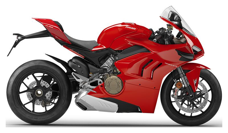 2020 Ducati Panigale V4 in New Haven, Connecticut - Photo 1