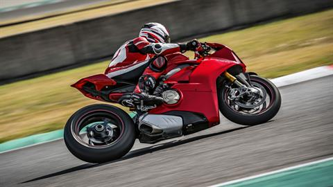 2019 Ducati Panigale V4 S in Fort Montgomery, New York