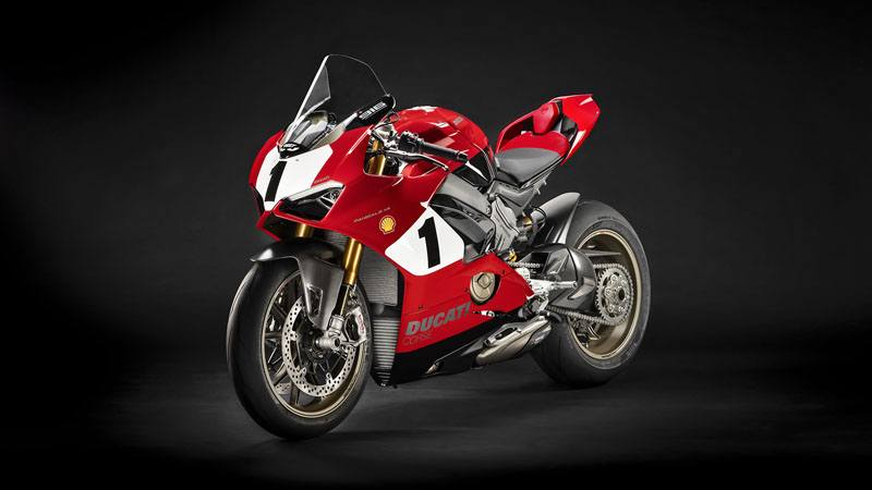 2020 Ducati Panigale V4 25° Anniversario 916 in Concord, New Hampshire - Photo 2