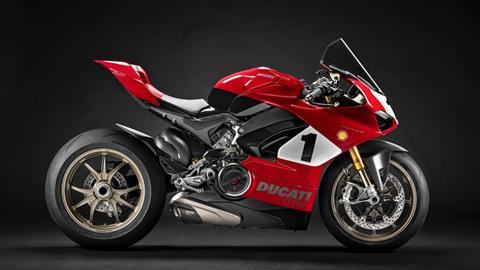 2020 Ducati Panigale V4 25° Anniversario 916 in Medford, Massachusetts - Photo 3