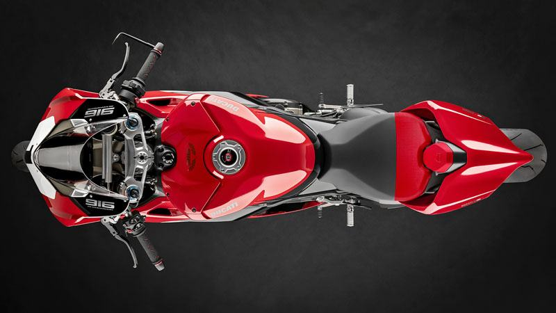 2020 Ducati Panigale V4 25° Anniversario 916 in Medford, Massachusetts - Photo 5