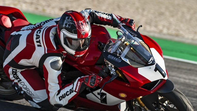 2020 Ducati Panigale V4 25° Anniversario 916 in Medford, Massachusetts - Photo 13