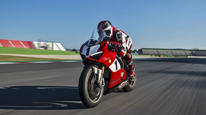 2020 Ducati Panigale V4 25° Anniversario 916 in Stuart, Florida - Photo 18