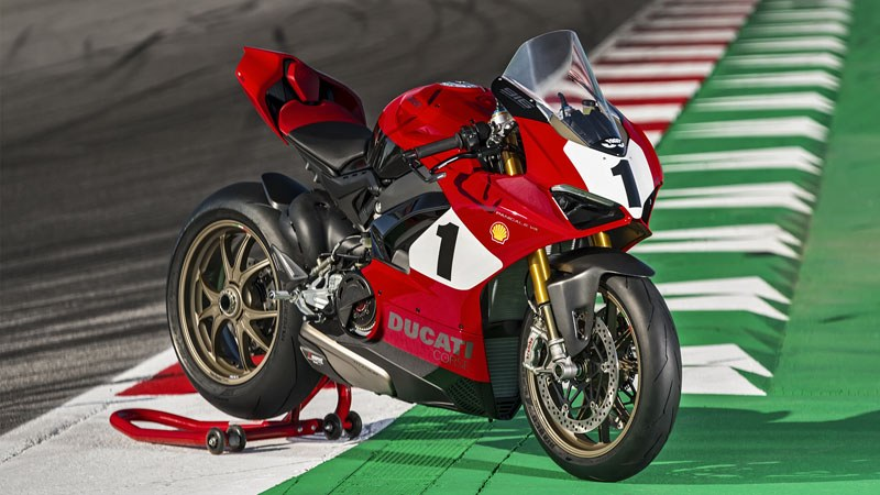 2020 Ducati Panigale V4 25° Anniversario 916 in Stuart, Florida - Photo 20