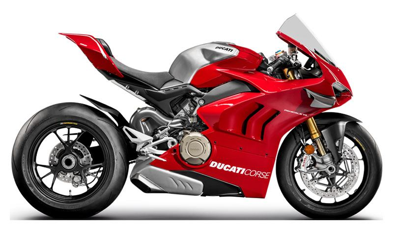 2020 Ducati Panigale V4 R in New Haven, Connecticut - Photo 1