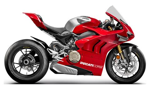 2020 Ducati Panigale V4 R in Medford, Massachusetts