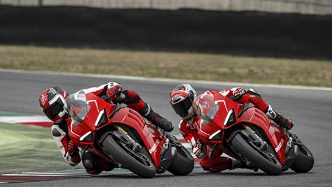 2020 Ducati Panigale V4 R in Oakdale, New York - Photo 4