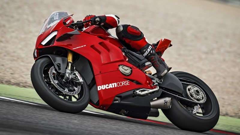 2020 Ducati Panigale V4 R in Medford, Massachusetts - Photo 5