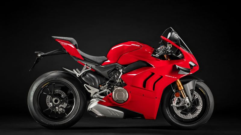 2020 Ducati Panigale V4 S in Harrisburg, Pennsylvania - Photo 3