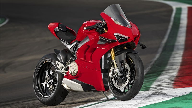 2020 Ducati Panigale V4 S in New York, New York - Photo 7