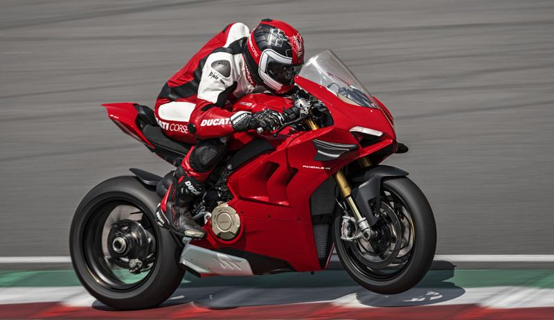 2020 Ducati Panigale V4 S in West Allis, Wisconsin - Photo 9