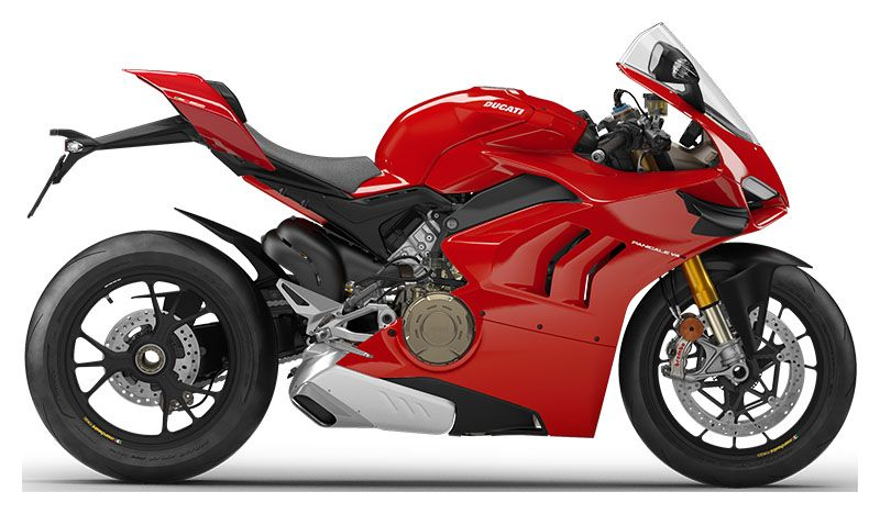 2020 Ducati Panigale V4 S in New Haven, Connecticut - Photo 1