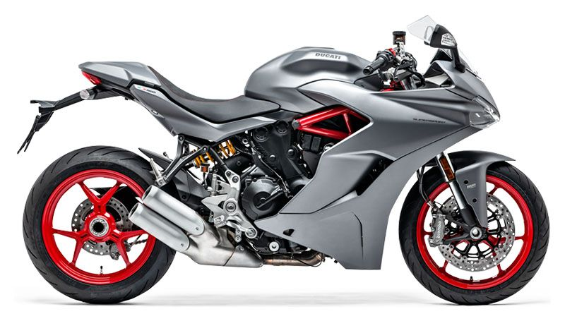 2020 Ducati SuperSport in Medford, Massachusetts - Photo 1