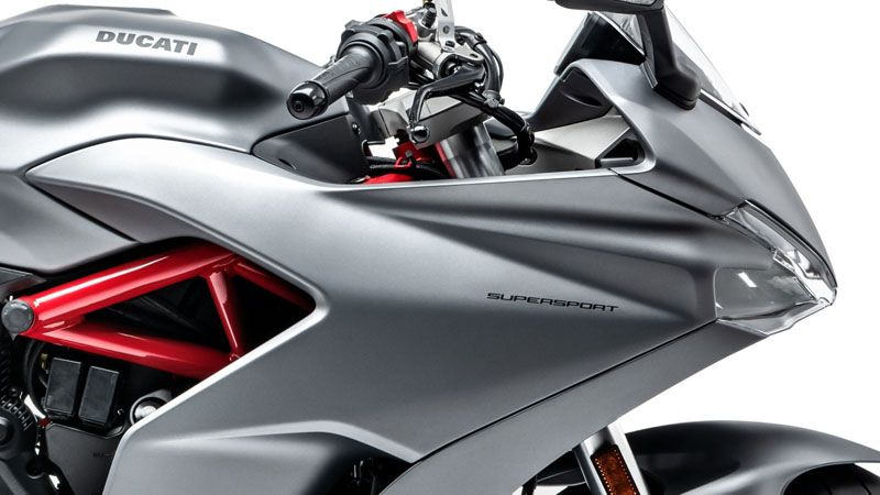 2020 Ducati SuperSport in Medford, Massachusetts - Photo 2