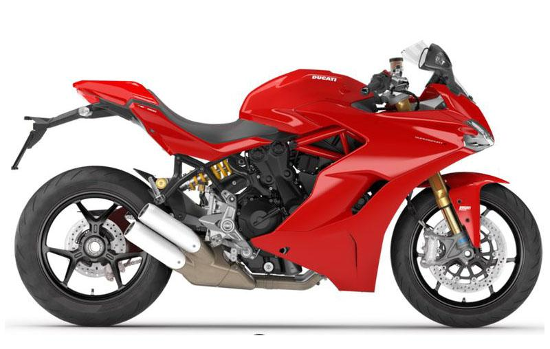 2020 Ducati SuperSport S in New Haven, Connecticut - Photo 1