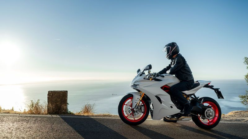 2020 Ducati SuperSport S in Albuquerque, New Mexico