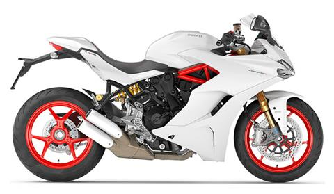 2020 Ducati SuperSport S in Medford, Massachusetts