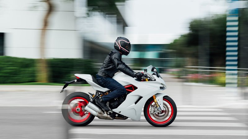 2020 Ducati SuperSport S in Medford, Massachusetts - Photo 10