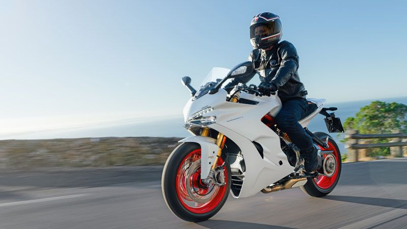 2020 Ducati SuperSport S in Medford, Massachusetts - Photo 12