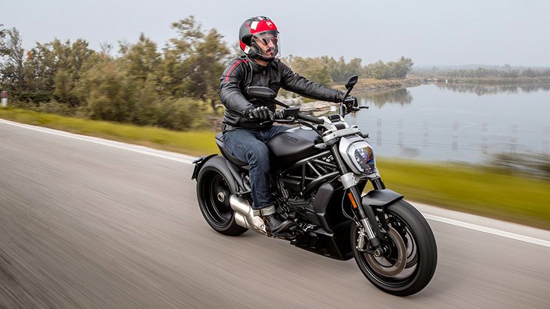 2021 Ducati XDiavel Dark in Greenville, South Carolina - Photo 3