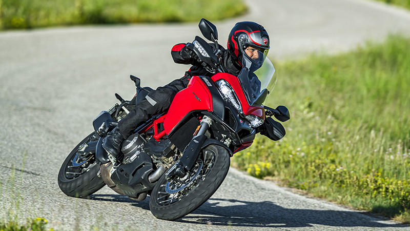 2021 Ducati Multistrada 950 S Spoked Wheel in Columbus, Ohio - Photo 5