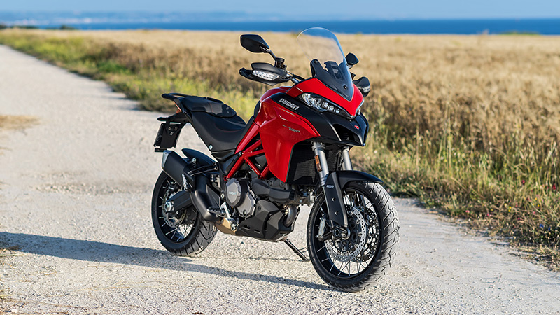 2021 Ducati Multistrada 950 S Spoked Wheel in Columbus, Ohio - Photo 11