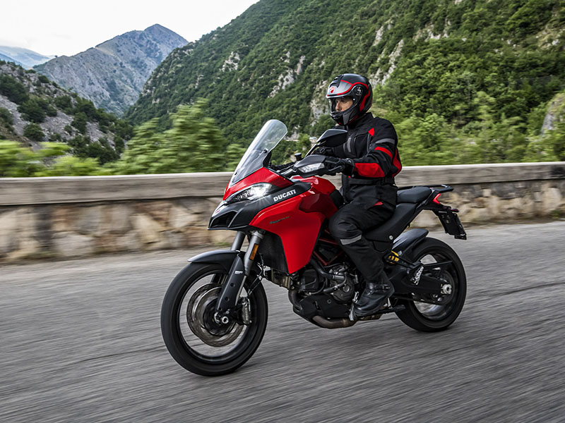 2021 Ducati Multistrada 950 S Spoked Wheel in New Haven, Connecticut - Photo 9