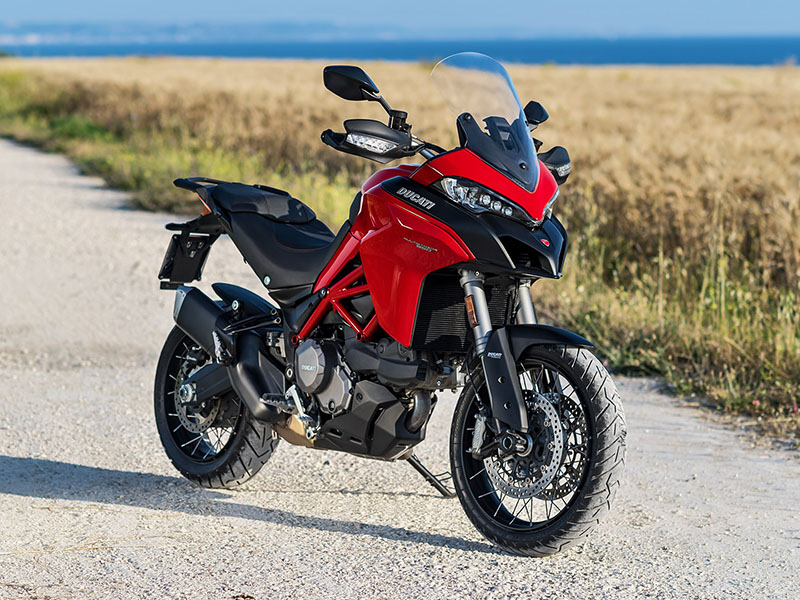 2021 Ducati Multistrada 950 S Spoked Wheel in Albuquerque, New Mexico