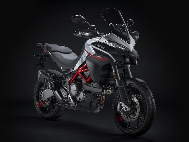2021 Ducati Multistrada 950 S Spoked Wheel in De Pere, Wisconsin - Photo 2