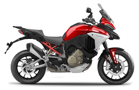 2021 Ducati Multistrada V4 in Concord, New Hampshire