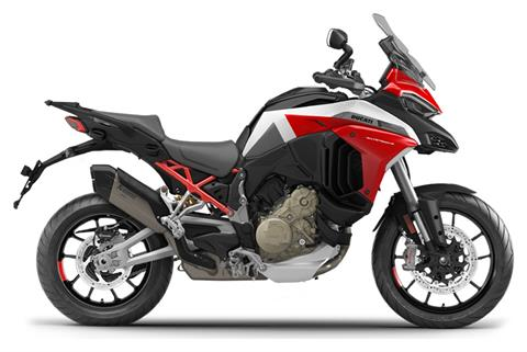 2021 Ducati Multistrada V4 S Sport Full Alloy Wheels in De Pere, Wisconsin