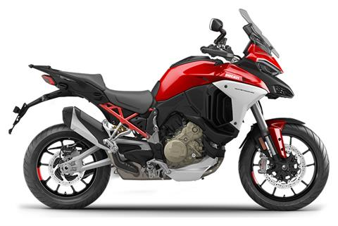 2021 Ducati Multistrada V4 S Travel & Radar in Concord, New Hampshire