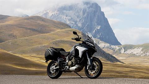 2021 Ducati Multistrada V4 S Travel & Radar Spoked Wheel in Oakdale, New York - Photo 5