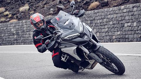 2021 Ducati Multistrada V4 S Travel & Radar Spoked Wheel in Oakdale, New York - Photo 9
