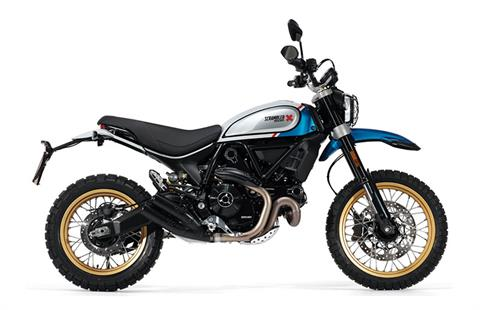 2021 Ducati Scrambler Desert Sled in Concord, New Hampshire