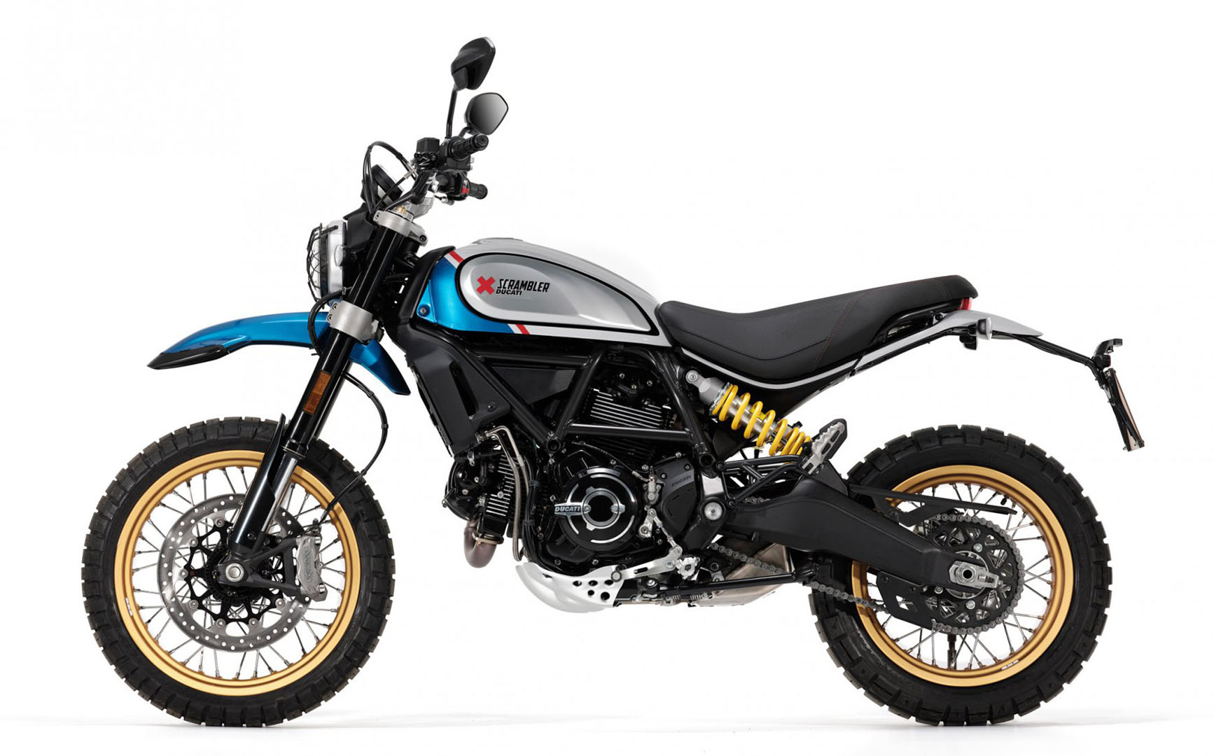 2021 Ducati Scrambler Desert Sled in Columbus, Ohio - Photo 2