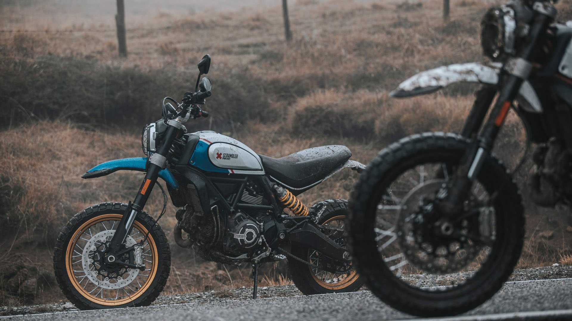 2021 Ducati Scrambler Desert Sled in Columbus, Ohio - Photo 12