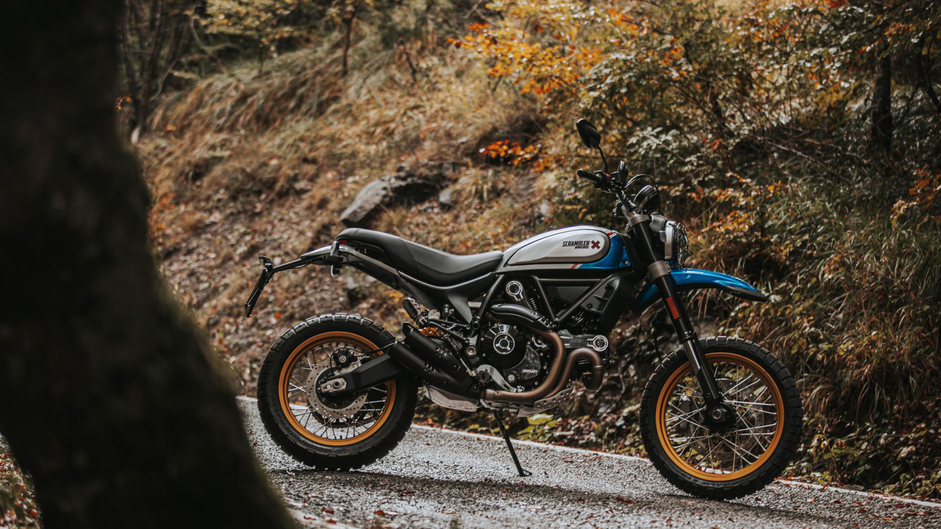 2021 Ducati Scrambler Desert Sled in Columbus, Ohio - Photo 14
