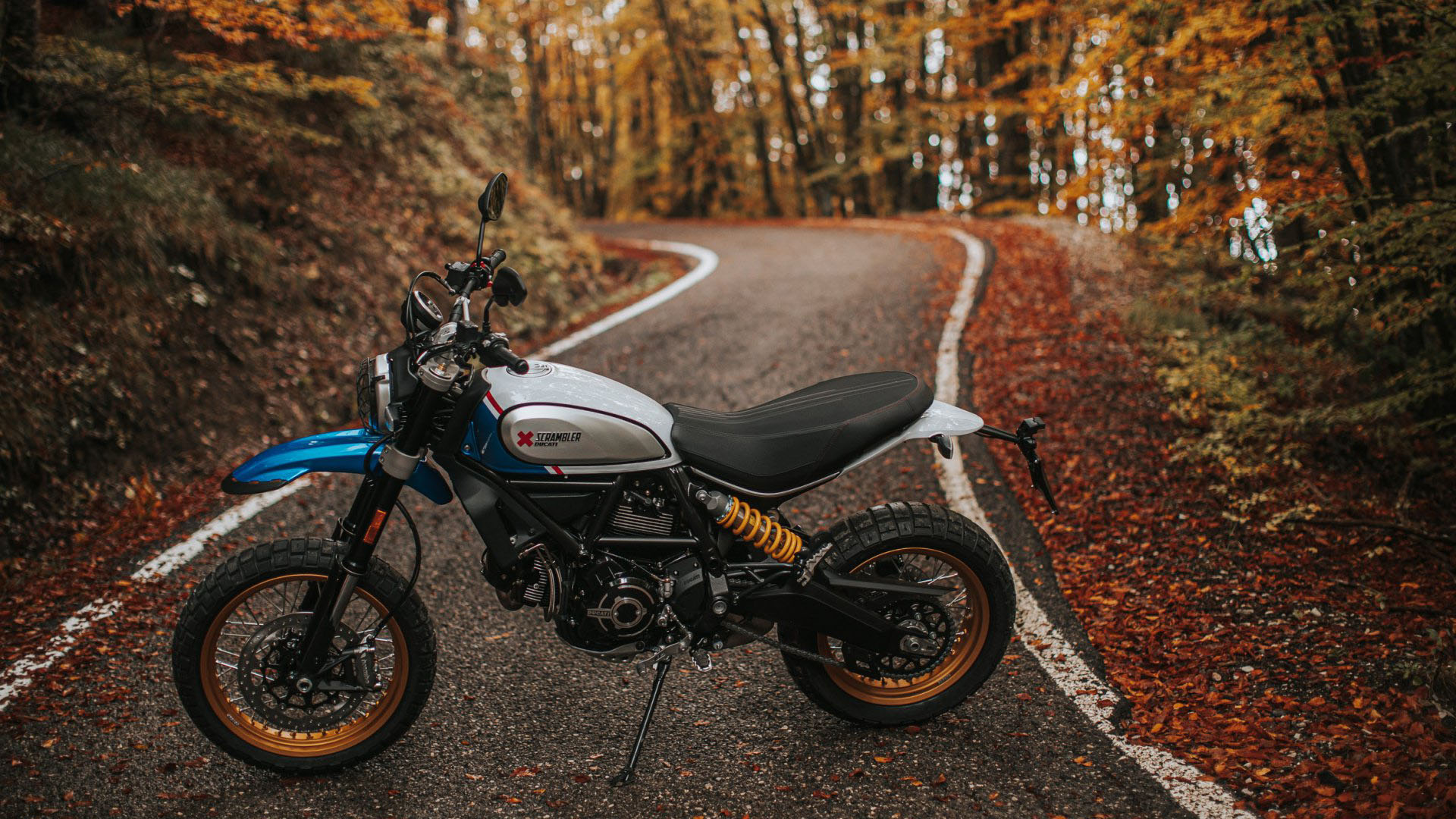 2021 Ducati Scrambler Desert Sled in Columbus, Ohio - Photo 16