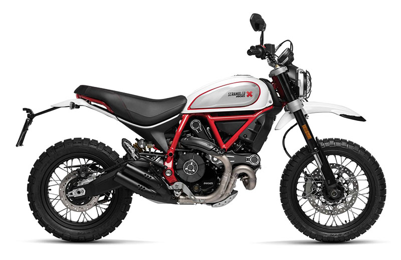 2021 Ducati Scrambler Desert Sled in De Pere, Wisconsin - Photo 1