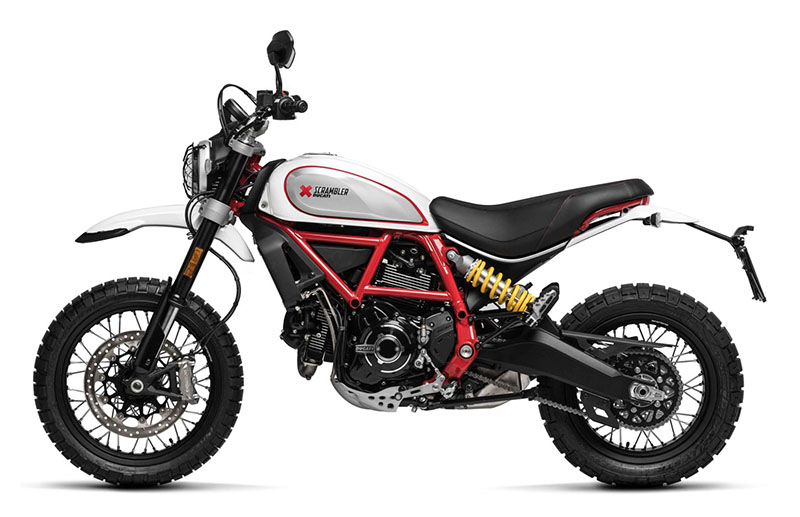 2021 Ducati Scrambler Desert Sled in Albuquerque, New Mexico - Photo 2