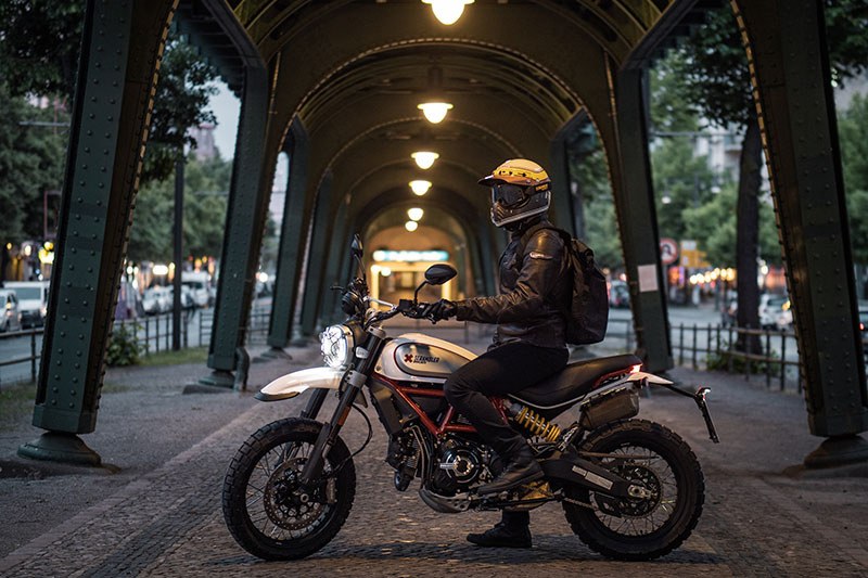 2021 Ducati Scrambler Desert Sled in Fort Montgomery, New York