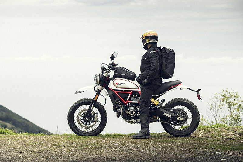 2021 Ducati Scrambler Desert Sled in De Pere, Wisconsin - Photo 6