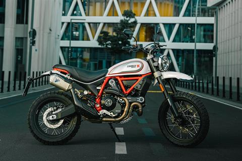 2021 Ducati Scrambler Desert Sled in Albuquerque, New Mexico - Photo 8