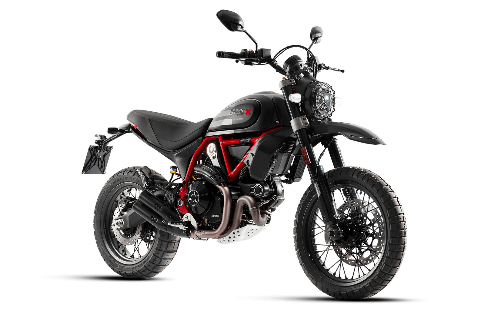 2021 Ducati Scrambler Desert Sled Fasthouse LE in Philadelphia, Pennsylvania - Photo 4