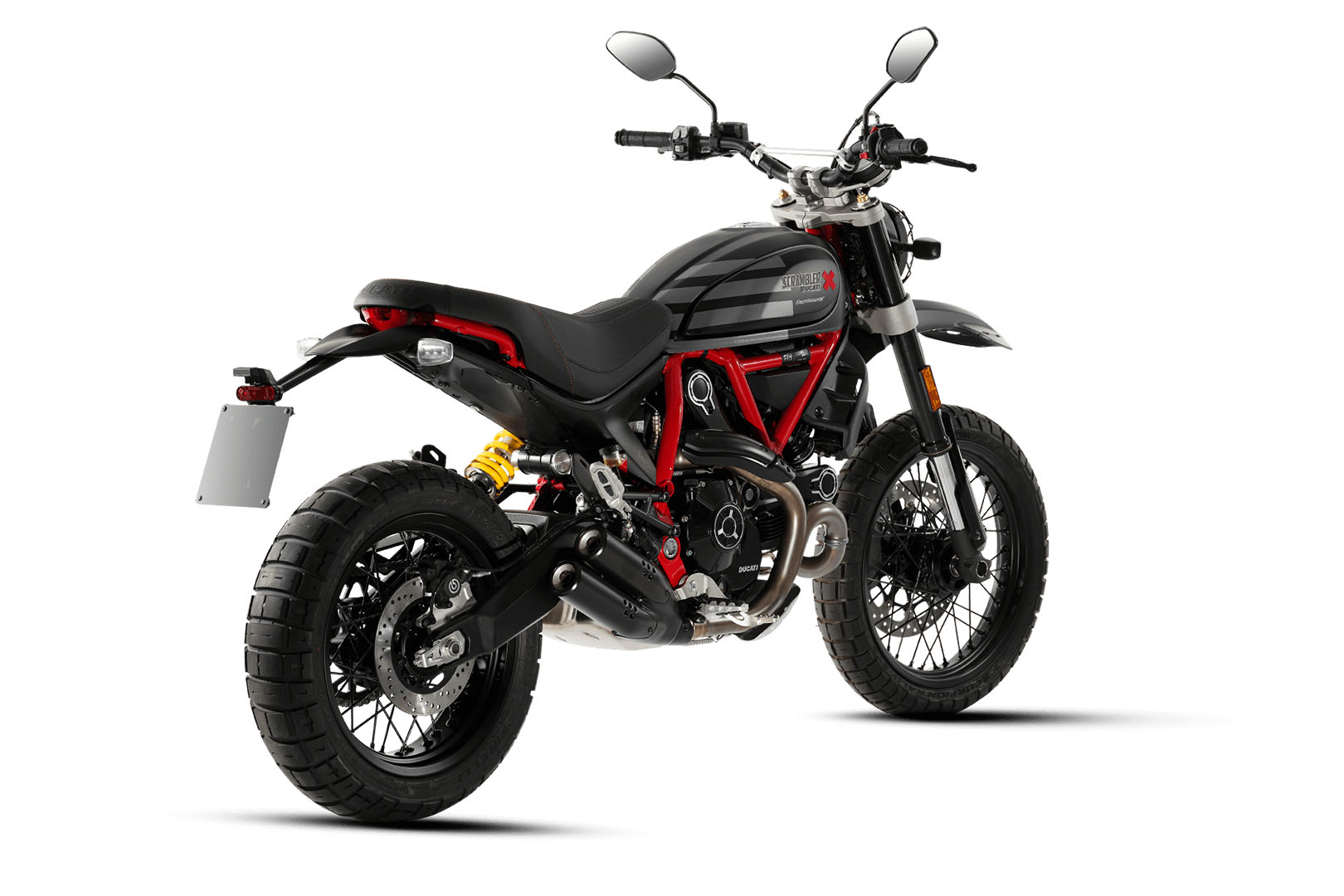 2021 Ducati Scrambler Desert Sled Fasthouse LE in Philadelphia, Pennsylvania - Photo 5