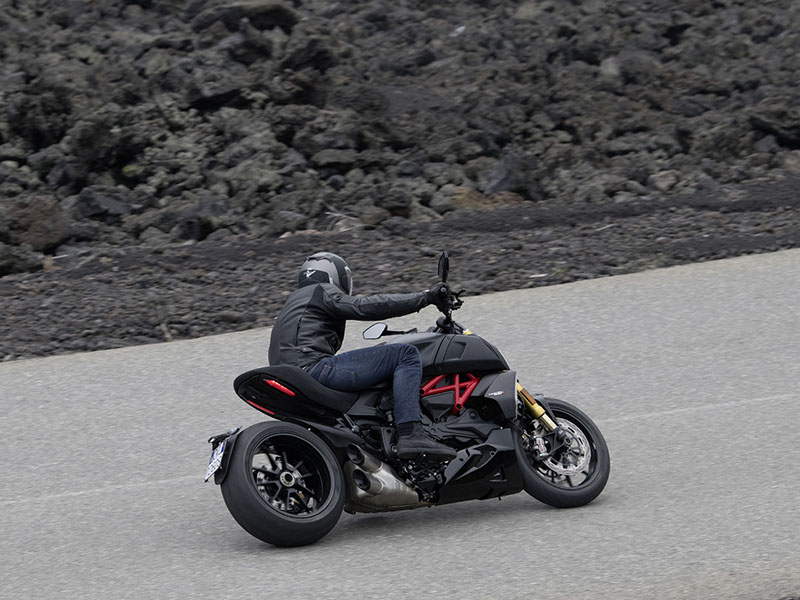 2021 Ducati Diavel 1260 in Fort Montgomery, New York - Photo 2