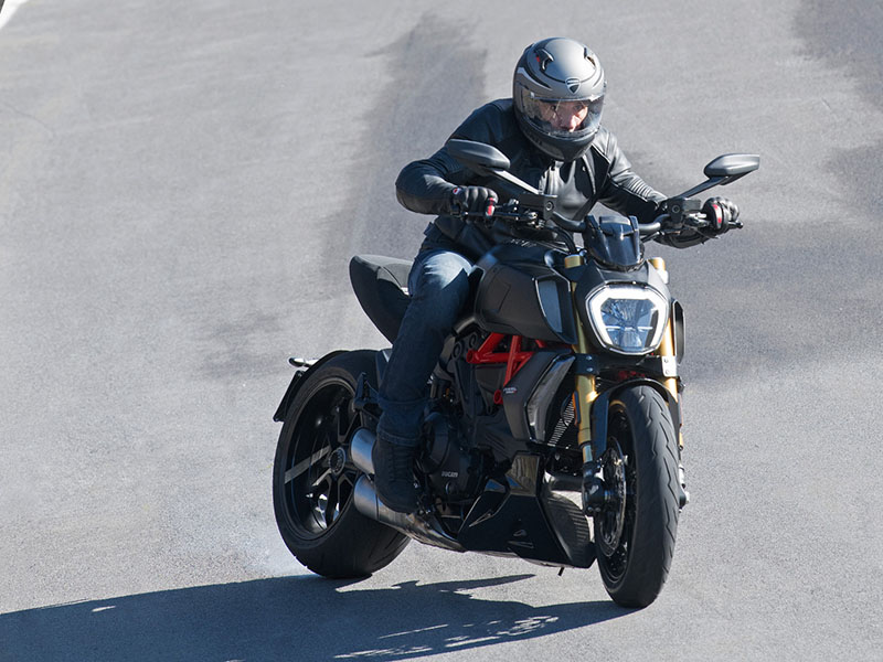 2021 Ducati Diavel 1260 in Fort Montgomery, New York - Photo 7