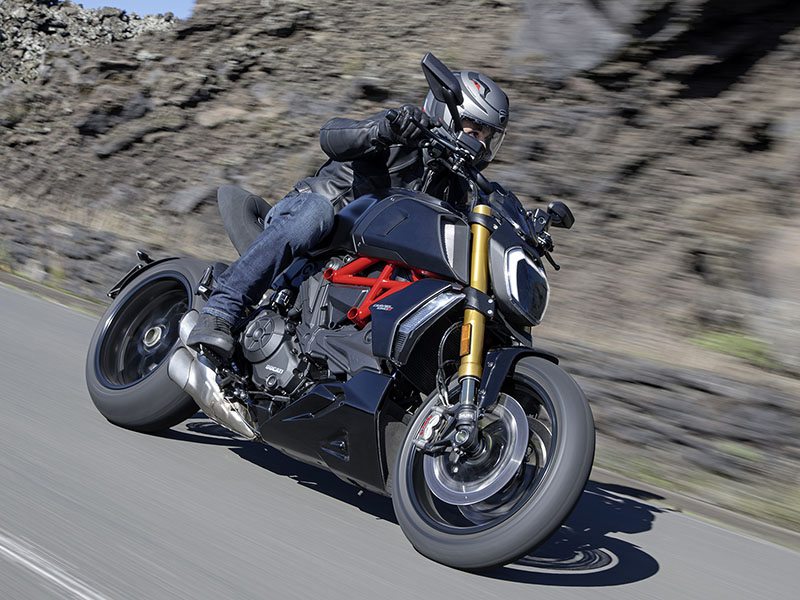 2021 Ducati Diavel 1260 in Fort Montgomery, New York - Photo 10